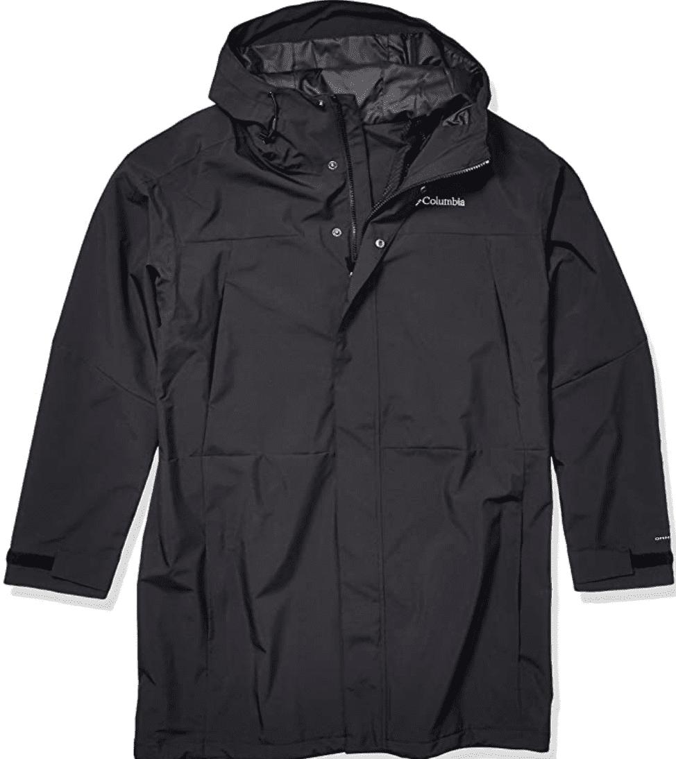 Best Overall Rain Jacket