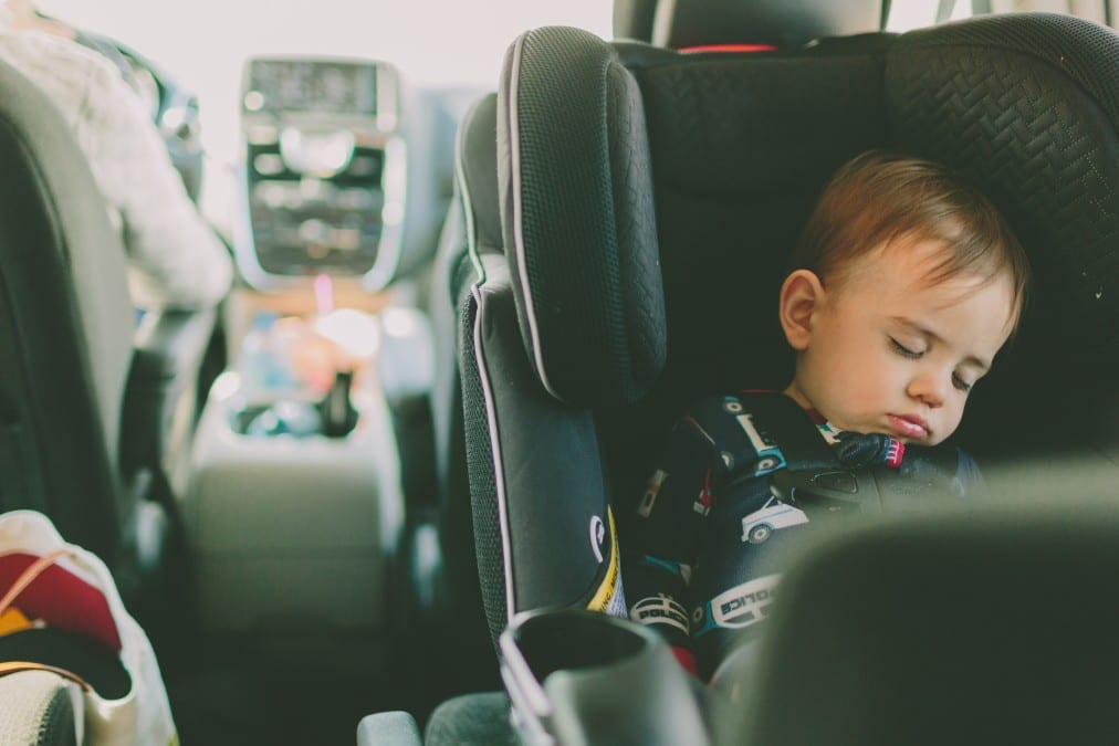 8 Tips to Road Tripping With a Baby