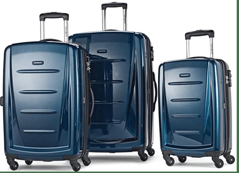 The Best of Samsonite Luggage